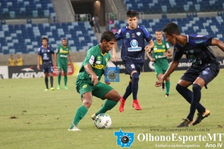 5e7070eb79 Cuiabá vence o Dom Bosco e enfrenta o União E.C nas semifinais do  Campeonato Mato-grossense