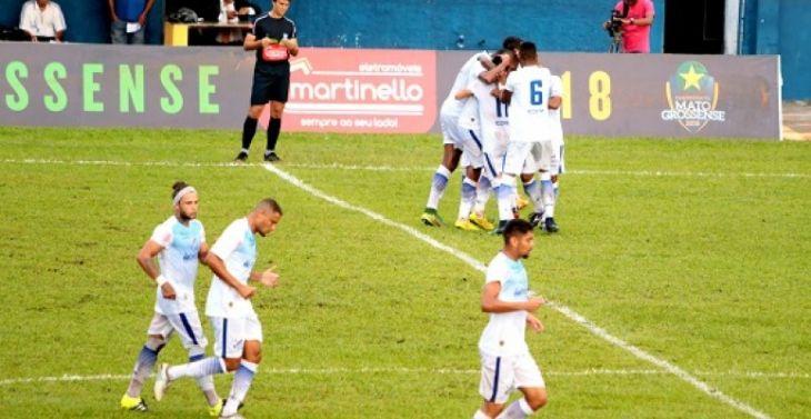 5e7ec3edd1 Sinop vence de virada o Araguaia e encaminha vaga para semifinal do  Mato-grossense