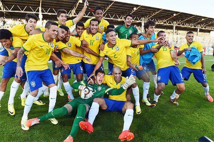 79911c70ec CBF anuncia amistosos da seleção olímpica contra Nigéria e África do Sul